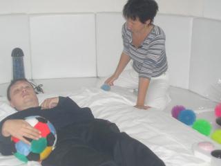 Snoezelen Domov pro osoby se zdravotním postižením Leontýn, Křivoklát