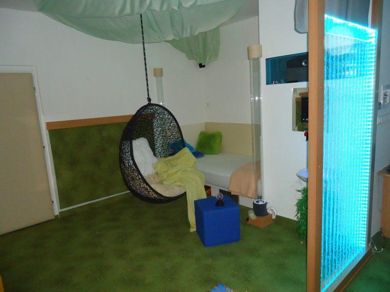 Snoezelen Domov u lesa, p. o., Tavíkovice