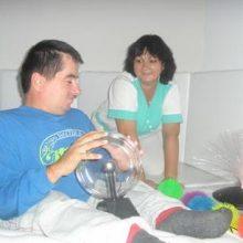 Domov pro osoby se zdravotním postižením Leontýn, Křivoklát